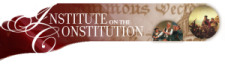 Institute On The Constitution Course
